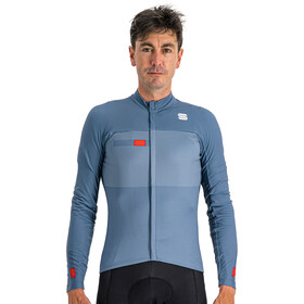Sportful Bodyfit Pro Maglia Termica Uomo, blu/rosso